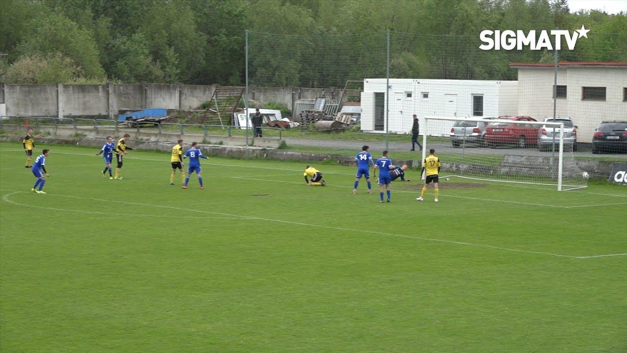 3dfd0adfb3de2 SK Sigma Olomouc U18 - FC Hlučín U19 5:2 - YouTube