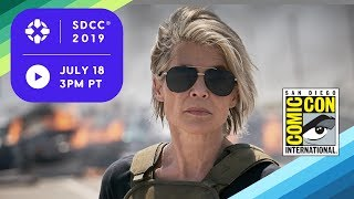 San Diego Comic Con 2019: Terminator Dark Fate, My Hero Academia & More! - IGN Live (Day 1)