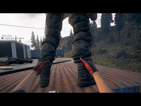 Far Cry 5 - Wingsuit Takedown! (Cheeseburger Outpost)