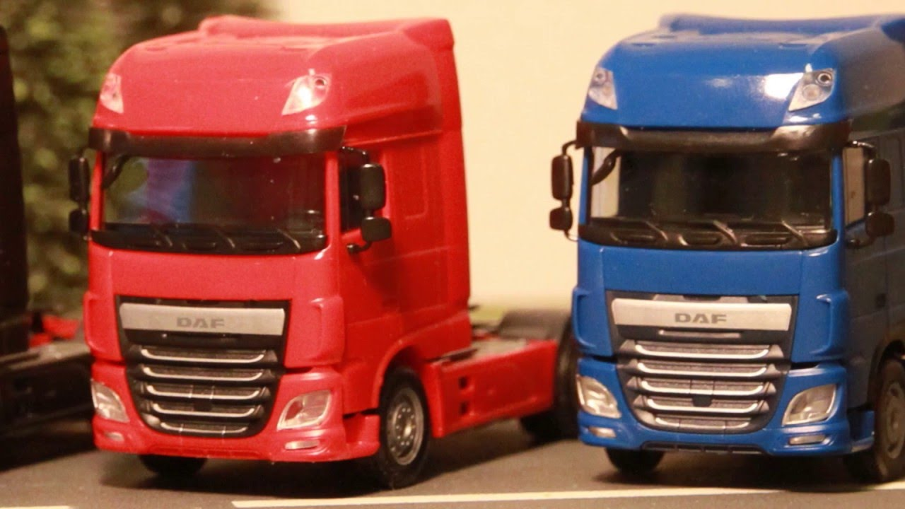 herpa daf xf 106 euro 6 zugmaschine formneuheit truckmo youtube. Black Bedroom Furniture Sets. Home Design Ideas
