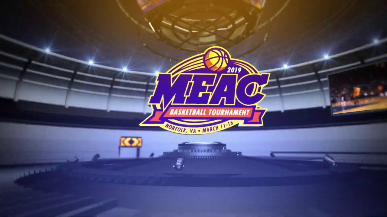 2019 MEAC Basketball Tournament - Mid-Eastern Athletic