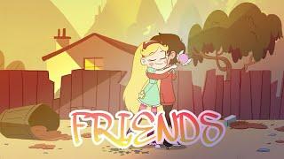 Стар против сил зла FRIENDS Клип