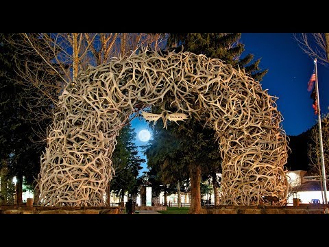 Downtown Tour - Jackson Hole Wyoming