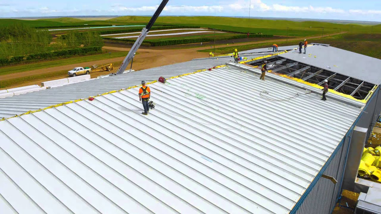 Insulated Metal Panels | FALK Panels