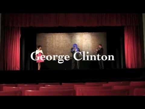 "MADAME MIMS & GEORGE CLINTON- ""Take A Bow"" Promo"