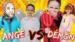 ANGE vs DÉMON - Feat SHETANA et TATA HABIBOUCHA (Sketch et prank story)