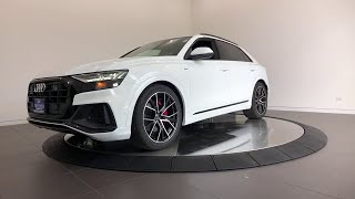 2019 Audi Q8 Lake forest, Highland Park, Chicago, Morton Grove, Northbrook, IL A191436
