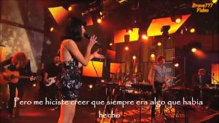 somebody i used to knowgotye live performancesubtitulos español