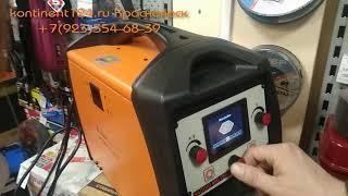 сварочный аппарат FoxWeld Saggio MIG 250 обзор
