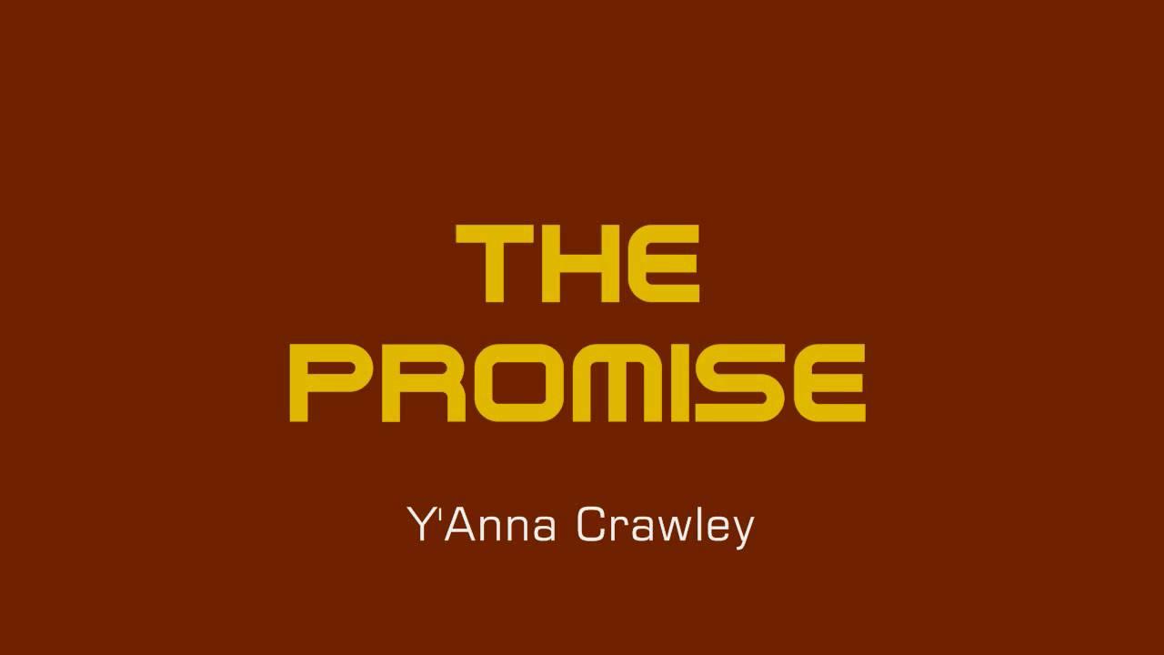 yanna crawley the promise album