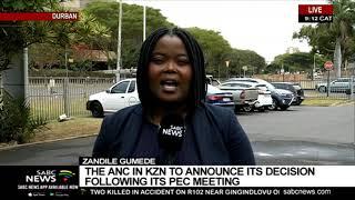UPDATE: eThekwini mayor Zandile Gumede to know her fate