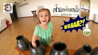 HANNAH HEBT EIN AUTO HOCH! 😱 Spannende Experimente im Mitmachmuseum | Phänomania Büsum