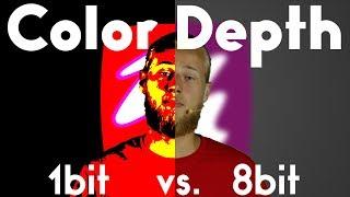 Live Video Essentials - Color Depth