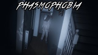 🔴 Vamos a ver qué encontramos!- Phasmophobia BETA - Gameplay Español
