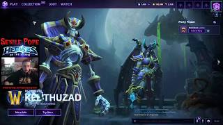 Heroes of the Storm - Quicking Matching for Call of Kel