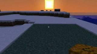 Как сделать ГЕНЕРАТОР СНЕГА (туториал!) | minecraft