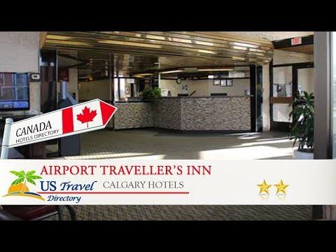 Airport Traveller's Inn - Calgary Hotels, Canada