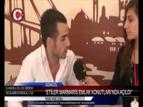 ÇORLU ETİLER MARMARİS AÇILDI ! ÇORLU TV