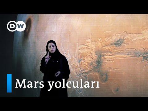 17 Temmuz BAE için milat olacak: Mars'a gidiyorlar - DW Türkçe