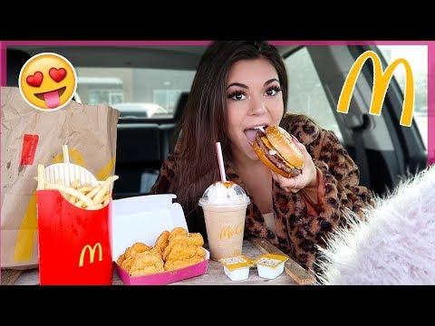 McDonalds Mukbang! *my