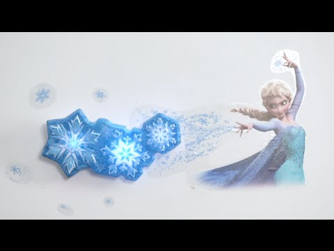 Disney Frozen Snowflake Light Dance from Uncle Milton