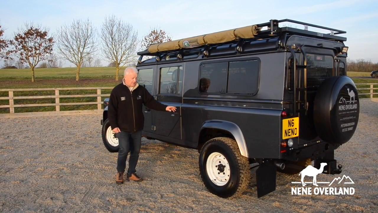 land rover defender 130 station wagon youtube. Black Bedroom Furniture Sets. Home Design Ideas