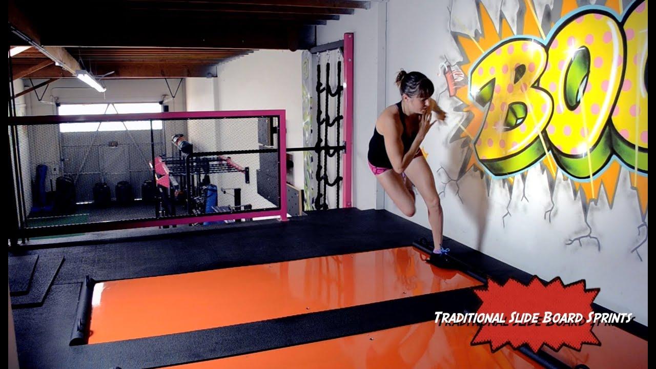 Body Slide Fitness Exerciser Sporting Goods Fitness Equipment & Gear