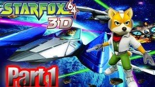 Star Fox 64 3D - Part 1