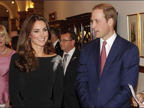 Royal tour: Duke of Cambridge jokes about Prince George's future rugby career