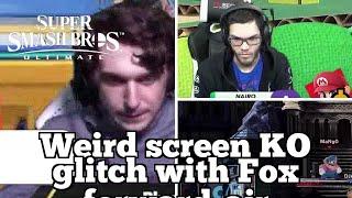 daily-smush-highlights-weird-screen-ko-glitch-with-fox-forward-air