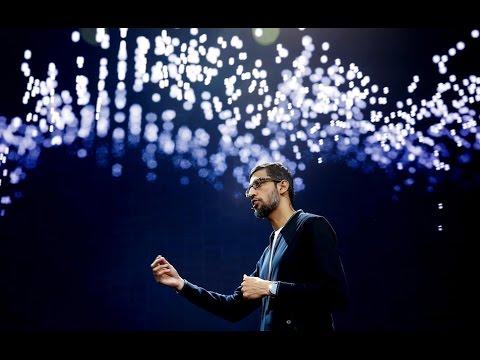 Google I/O 2017- Lens, AI, Virtual Reality, Android O, Cloud Tpu