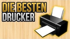 ⭐️Die besten Drucker Multifunktionsdrucker unter 100 Euro | TOP 5 Vergleich Erfahrung ►