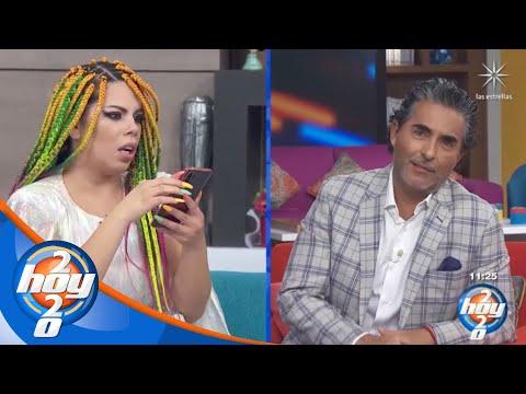 Lizbeth Rodríguez llega para descubrir infieles en el foro de HOY