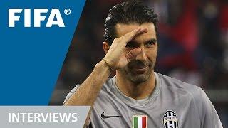 Buffon: My favourite Brazilian player ever was...