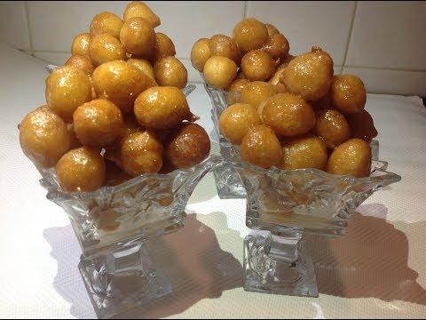 Bur Malab oo sii fudud losameyey   Fried sweet dumplings Ramadan recipe