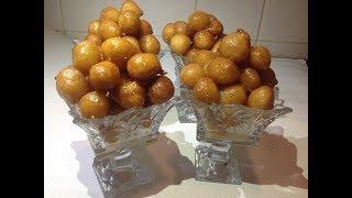 Bur Malab oo sii fudud losameyey | Fried sweet dumplings Ramadan recipe
