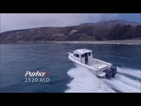 Executive Yacht Brokers Parker Boats Rough Cut V 4C