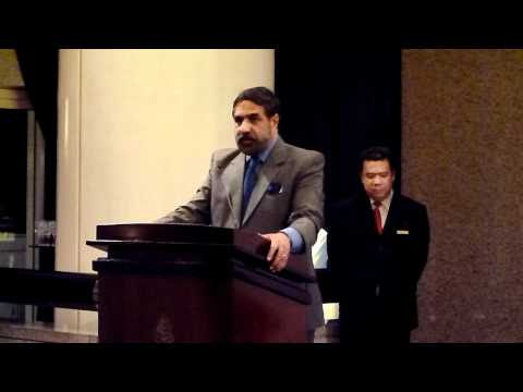 India's Commerce and Industry Minister Anand Sharma in Jakarta