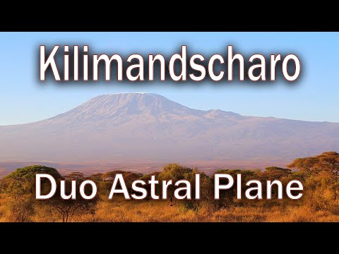 Kilimandscharo - DUO ASTRAL PLANE - cover song