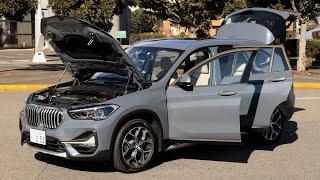 BMW X1【オーナーズ◆アイ】詳細検証/BMW X1 / 2019