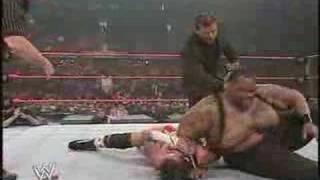 No mercy ECW match 2007