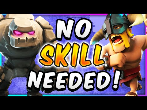 BEWARE: I JUST CREATED the MOST UNFAIR DECK in CLASH ROYALE!