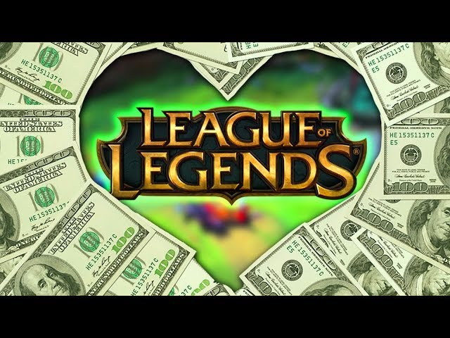 Koliko sam para potrošio na League of Legends za 9 godina igranja ?!