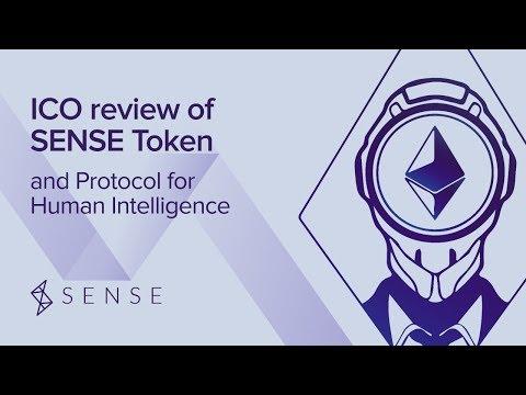 ICO Review of SENSE ($SENSE) Rewarding human conversations
