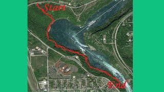 Niagara Gorge Whirlpool Hike