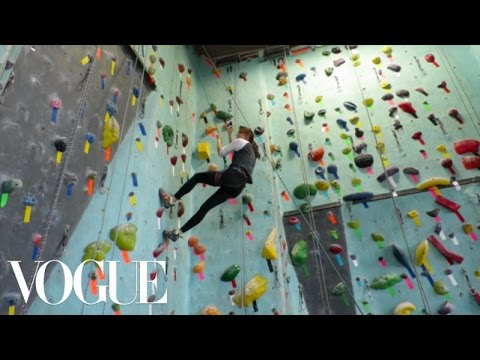 Adventures in Urban Rock Climbing: The Best Workout in Brooklyn