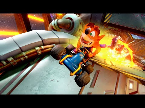 Crash Team Racing Nitro-Fueled – Gameplay Launch Trailer