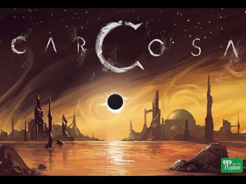 Gaming Knights Kickstarter preview ; We play Carcosa