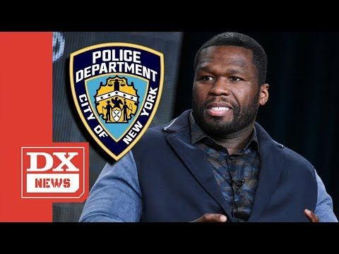 """NYPD Commander Reportedly Won't Be Charged For Shoot 50 Cent """"On Sight"""" Comment Mp3"""