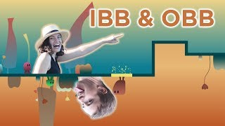One Of The Best Steam Couch Co-Op Games Of All Time?? │ Couch Co-Op #1 Ibb and Obb